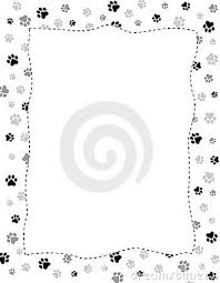 paw print template paw print powerpoint template casseh info