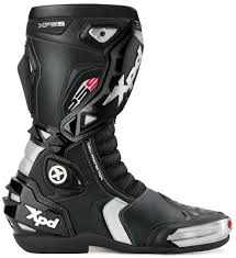 black moto boots xpd xp5 s motorcycle boots buy cheap fc moto