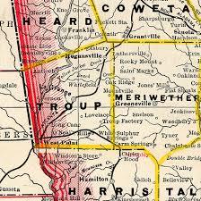 kbcc map county of troup georgiainfo
