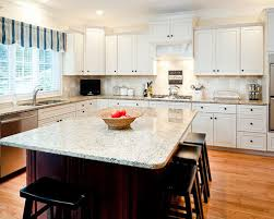Kitchen Design With Granite Countertops by New Venetian Gold Granite Countertops Houzz