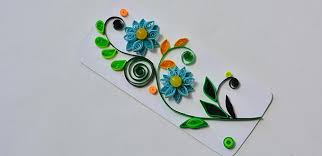 How To Make Easy Paper Flowers For Cards - pandahall tutorial on how to make easy quilling flower cards