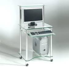bureau pc design ordinateur design cool maison en bois en utilisant meuble