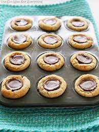 peanut butter cup cookies the who ate everything