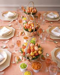 Easter Table Setting Spring Table Setting Ideas