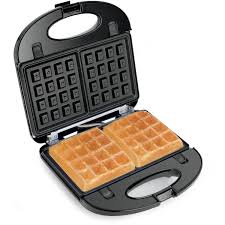 Round Sandwich Toaster Salton Stainless Steel 3 In 1 Grill Sandwich And Waffle Maker
