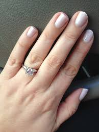 show me your nails and rings weddingbee