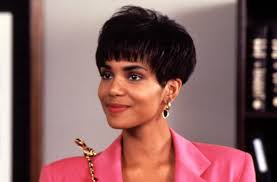 back view of halle berry hair hair crush halle berry s best short cuts