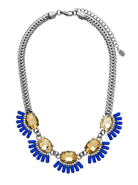 gold plated statement necklace images Statement necklaces chunky statement necklace png