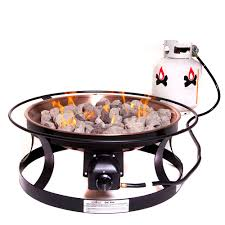 Portable Gas Firepit C Portable Gas Pit Pit For Your Home Pinterest