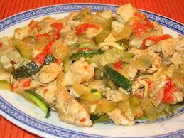 cuisine asiatique poulet escalopes de poulet à l asiatique la cuisine de