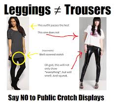 Leggings Are Not Pants Meme - psa leggings are not trousers ceriselle org