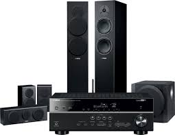 yamaha home theater system yamaha yht 7920aub 5 1ch home theatre system with wifi