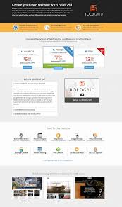 website build plan boldgrid review the best wordpress webite builder