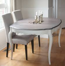French Provincial Dining Table Before U0026 After French Provincial Dining Table