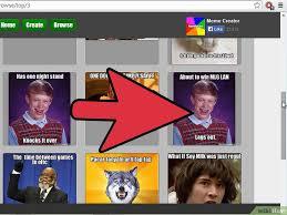Un Meme - cómo hacer un meme 10 pasos con fotos wikihow
