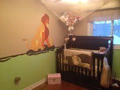lion king nursery murals by whitney pinterest lion king