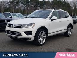 Used Volkswagen In Albany Ga by Used Volkswagen Touareg 2 For Sale Atlanta Ga Cargurus