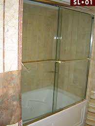 Sliding Tub Shower Doors Shower Doors Houston Sliding Glass Shower Enclosures