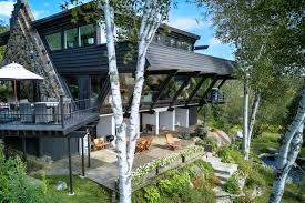 suspended in time modern house by architect roger d u0027astous