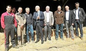 le télégramme quimper chambre d agriculture nous pouvons kerforn une exploitation laitière autonome caudan letelegramme fr