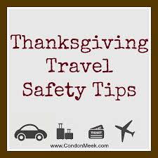 thanksgiving travel tips pictures to pin on