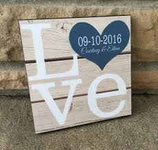 wedding gift personalized personalized wood sign wedding gift anniversary gift gift