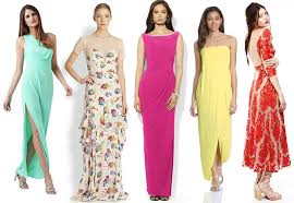 dresses for a summer wedding what to wear to a summer wedding maxi dresses floral print and more