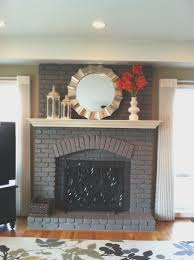 fireplace amazing spray paint for fireplace doors cool home