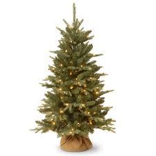 4ft christmas tree pre lit gallery of ft prelit grey twig