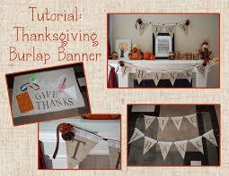 pinkie for pink thanksgiving burlap banner tutorial