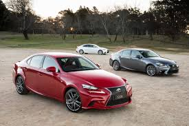 lexus is f sport turbo turbo powered lexus is 200t arrives down under forcegt com