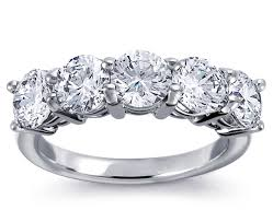 build your own ring build your own five diamond engagement ring in platinum