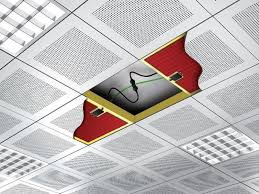 pannelli radianti soffitto pannello radiante a soffitto modulo ath italia