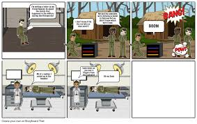vietnam war storyboard storyboard by kailaenglish1
