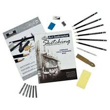 royal brush art instructor sketching sketching kit