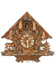 8 Day Cuckoo Clock Exclusive Cuckoo Clocks Family Business In 5th Generation 8