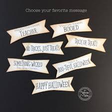 halloween gift tag sayings u2013 fun for halloween
