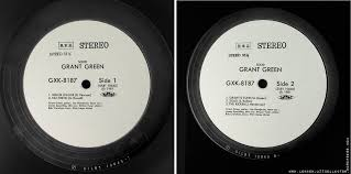 paramount matador grant green solid 1964 blue note king londonjazzcollector