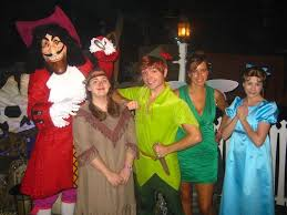 Peter Pan And Wendy Halloween Costumes by 43 Best Halloween Costumes Images On Pinterest Costume Ideas