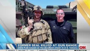 Challenge Kills Someone Chris Kyle U S S Deadliest Sniper Offered No Regrets Cnn