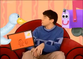 image goose has the letter jpg blue u0027s clues wiki fandom