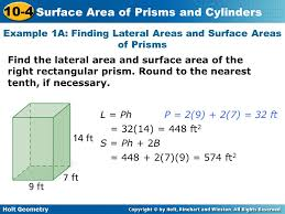 warm up find the perimeter and area of each polygon ppt download