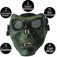 cheifs m02 tactical mask funny real cs feild wargame tactical mask