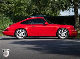 porsche 964 red used 1992 porsche 911 964 rs for sale in essex pistonheads