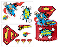 superman cake toppers superman cake topper