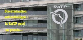 ratp siege licenciée pour sa foi catholique par la ratp la cour de cassation