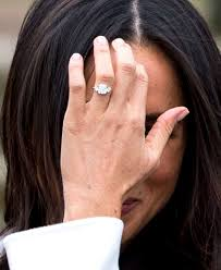 fiancee ring meghan markle s engagement ring from prince harry details