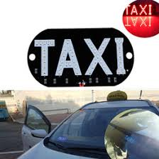Taxi Light Discount Taxi Led Light 2017 Led Taxi Top Light On Sale At