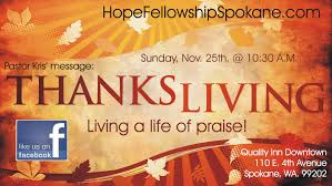 thanksliving living a of praise pastor kris belfils