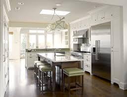 grosvenor kitchen design green bar stools transitional kitchen graciela rutkowski interiors
